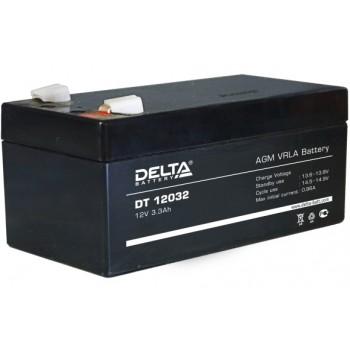 Свинцово кислотный аккумулятор Delta DT 12032