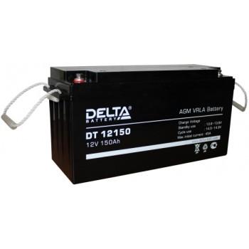Свинцово кислотный аккумулятор Delta DT 12150