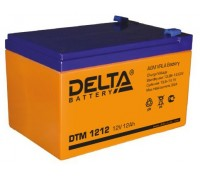Аккумулятор Delta DTM 1212