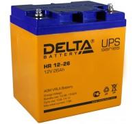 Аккумулятор Delta HR 12-26