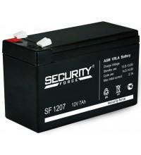 Аккумулятор Security Force SF 1207