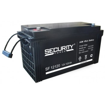 Свинцово кислотный аккумулятор Security Force SF 12120