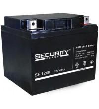Аккумулятор Security Force SF 1240