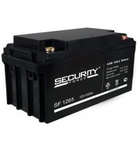 Аккумулятор Security Force SF 1265