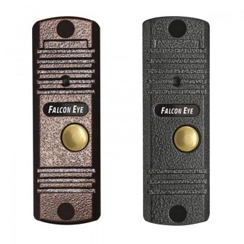 Видеопанель Falcon Eye FE-305C цветная, накладная, медь, антик