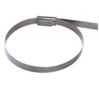 Хомут стальной (стяжка) 260х4,6 мм