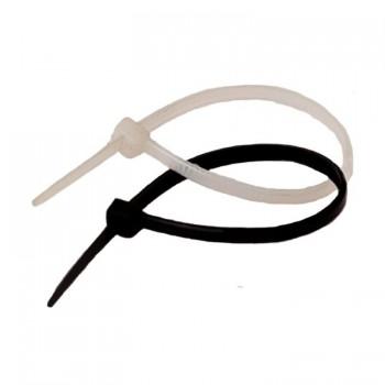 Хомут нейлоновый (кабельная стяжка) 100х2,5 мм (100 шт)