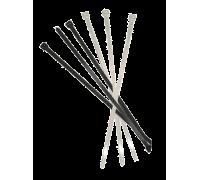 Стяжка кабельная (хомут) 150х2,5 мм