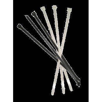 Хомут нейлоновый (кабельная стяжка) 200х3,6 мм (100 шт)