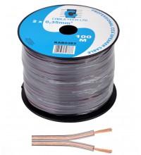 Акустический кабель Cabletech 2х0.35 мм2