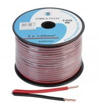 Акустический кабель Cabletech 2х1.0 мм2