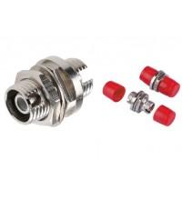 Адаптер розетка оптическая FC/UPC-FC/UPC SM, simplex
