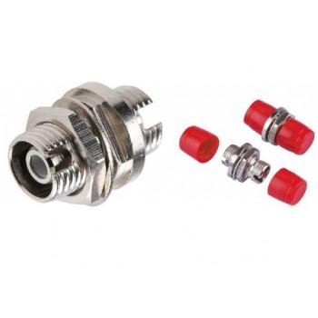 Оптический проходной адаптер FC/UPC-FC/UPC SM, simplex