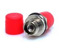 Розетка оптическая FC/UPC-FC/UPC SM, simplex D-типа