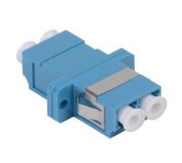 Розетка оптическая LC/UPC-LC/UPC SM, duplex