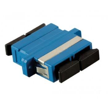Оптический проходной адаптер SC/UPC-SC/UPC SM, duplex