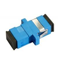 Розетка оптическая SC/UPC-SC/UPC SM, simplex