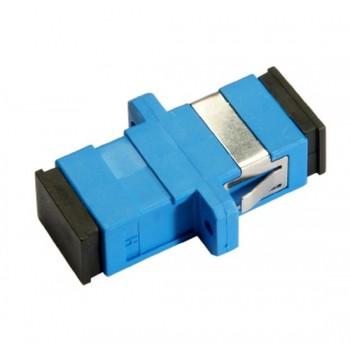 Оптический проходной адаптер SC/UPC-SC/UPC SM, simplex