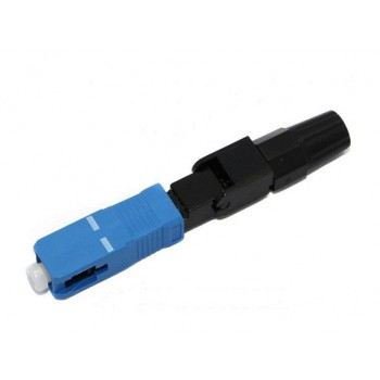 Бесклеевой быстрый коннектор SC/UPC SM