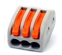 Клемма универсальная BLOX 3x0.08-4/2.5 мм2