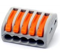 Клемма универсальная BLOX 5x0.08-4/2.5 мм2