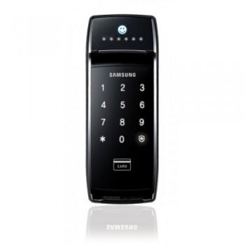 Электронный замок Samsung SHS-2320W+пульт д/у
