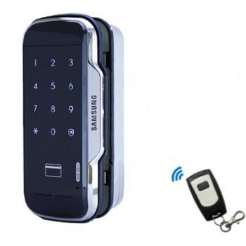 Электронный замок Samsung SHS-G517WX+пульт д/у