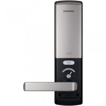 Электронный врезной замок Samsung SHS-H635 FBS/EN (6020)