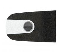 PERCo-C-03G black Крышка турникета из искусственного камня с двумя индикаторами, черный цвет