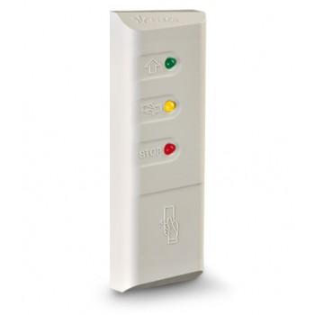 Бесконтактный считыватель PERCo MR07.1B (MIFARE, защита от копирования), светло-бежевый