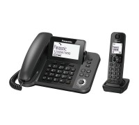 Телефон DECT Panasonic KX-TGF310RUM