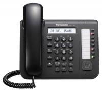 Цифровой системный телефон Panasonic KX-DT521RU-B