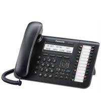 Цифровой системный телефон Panasonic KX-DT543RU-B