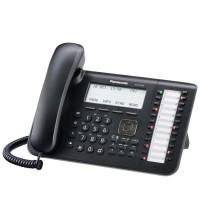Цифровой системный телефон Panasonic KX-DT546RU-B