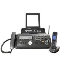 Факс Panasonic KX-FC278RU с радиотрубкой