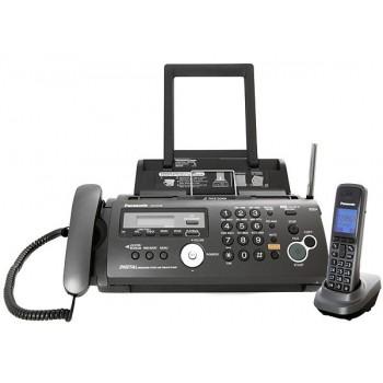 Факсимильный аппарат Panasonic KX-FC278RU-T с радиотрубкой