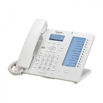 Проводной SIP-телефон Panasonic KX-HDV230RU (блок питания в комплекте)