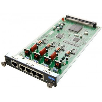 Плата 4-х аналоговых внешних линий с Caller ID Panasonic KX-NCP1180X