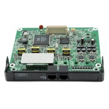 Panasonic KX-NS5170X 4-портовая плата цифровых гибридных внутренних линий (DHLC4)