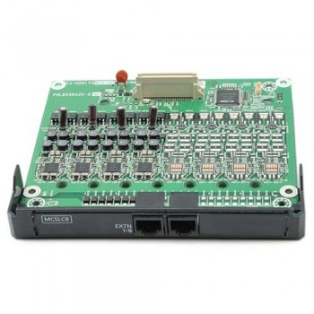 Panasonic KX-NS5173X 8-портовая плата аналоговых внутренних линий (MCSLC8)