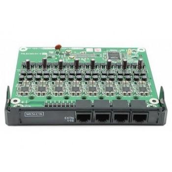 Panasonic KX-NS5174X 16-портовая плата аналоговых внутренних линий (MCSLC16)