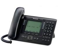 Системный цифровой ip-телефон Panasonic KX-NT560RuB