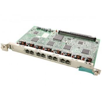 Плата 8-ми базовых станций Panasonic KX-TDA0144 DECT