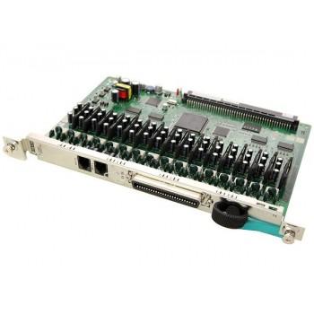 Плата 16 внутренних аналоговых портов с поддержкой Caller ID Panasonic KX-TDA0177XJ