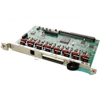Плата 8 аналоговых внешних линий Panasonic KX-TDA1180