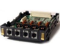 Плата 4 (аналоговых) внешних линий Panasonic KX-TDA3180X
