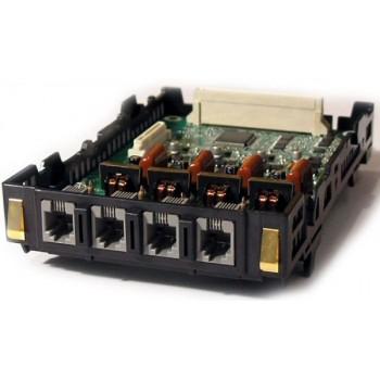 Panasonic KX-TDA3180X Плата 4 (аналоговых) внешних линий