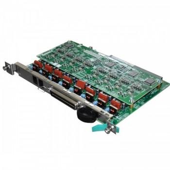 Panasonic KX-TDA6382X, 16-портовая плата внешних аналоговых линий с Caller ID