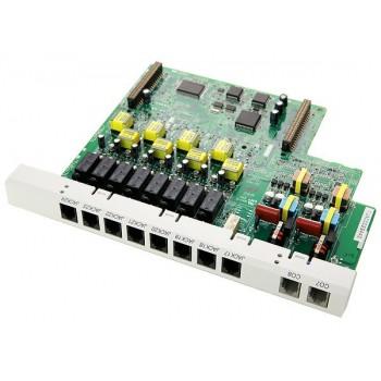 Плата 2-х городских и 8 внутренних линий Panasonic KX-TE82480X