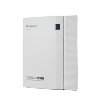 Мини АТС Panasonic KX-TEB308RU 3 x 4+4, USB, DISA